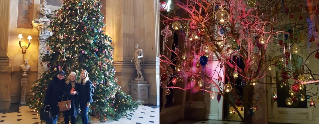 Castle Howard at Christmas