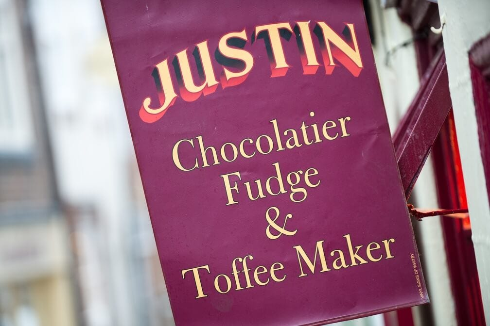 Justin's Fudge, Whitby