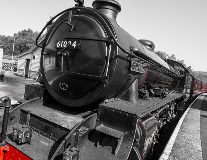 The North York Moors Railway