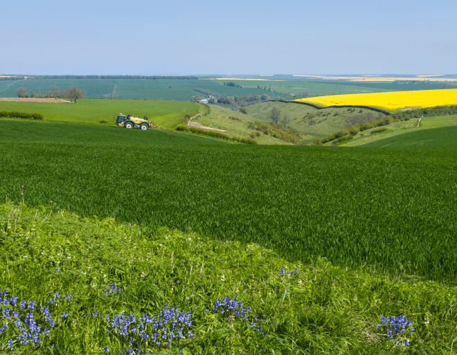 Image of the Yorkshire Wolds