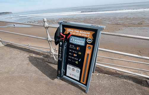 Beach Clean board