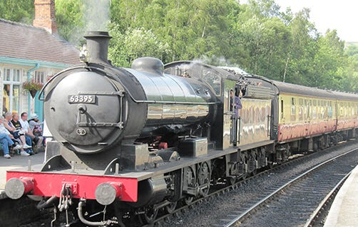 Steam Train Gala