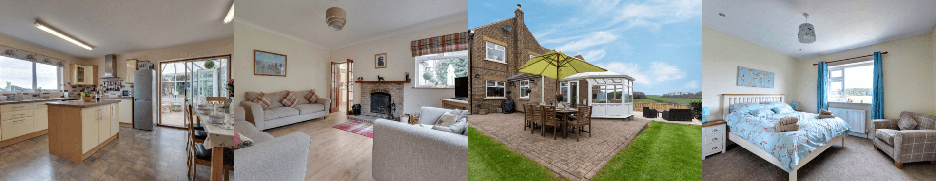 Images of High Croft, a holiday cottage on the Yorkshire Coast