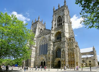 This is an image of York Minster
