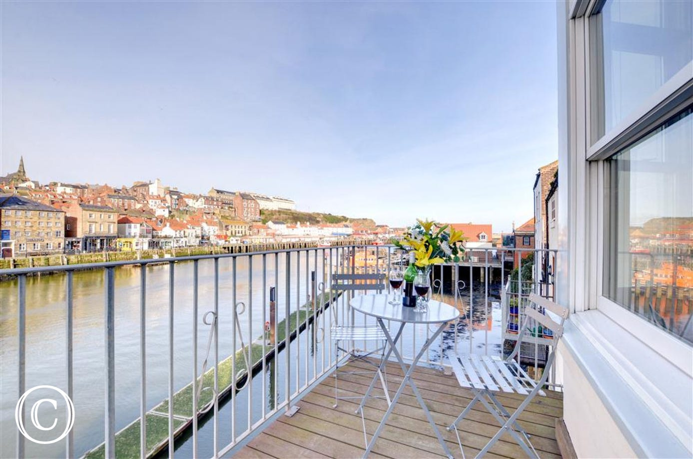 Harbourside Apartment 1 W120 Yorkshire Holiday Cottages