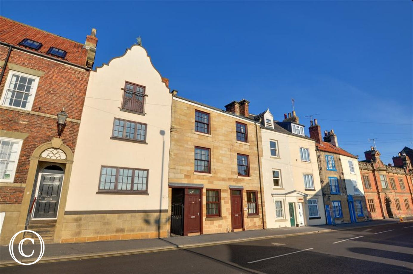 Situated on the historical Church Street which is part of Whitby's East side.