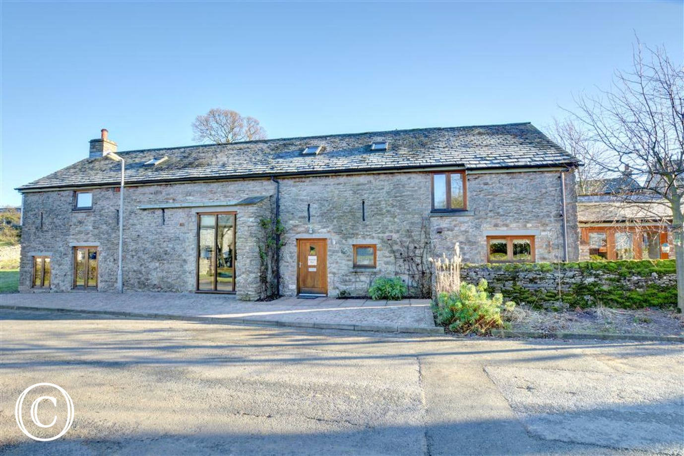 The property has been stunningly renovated, making it an ideal holiday home from home.