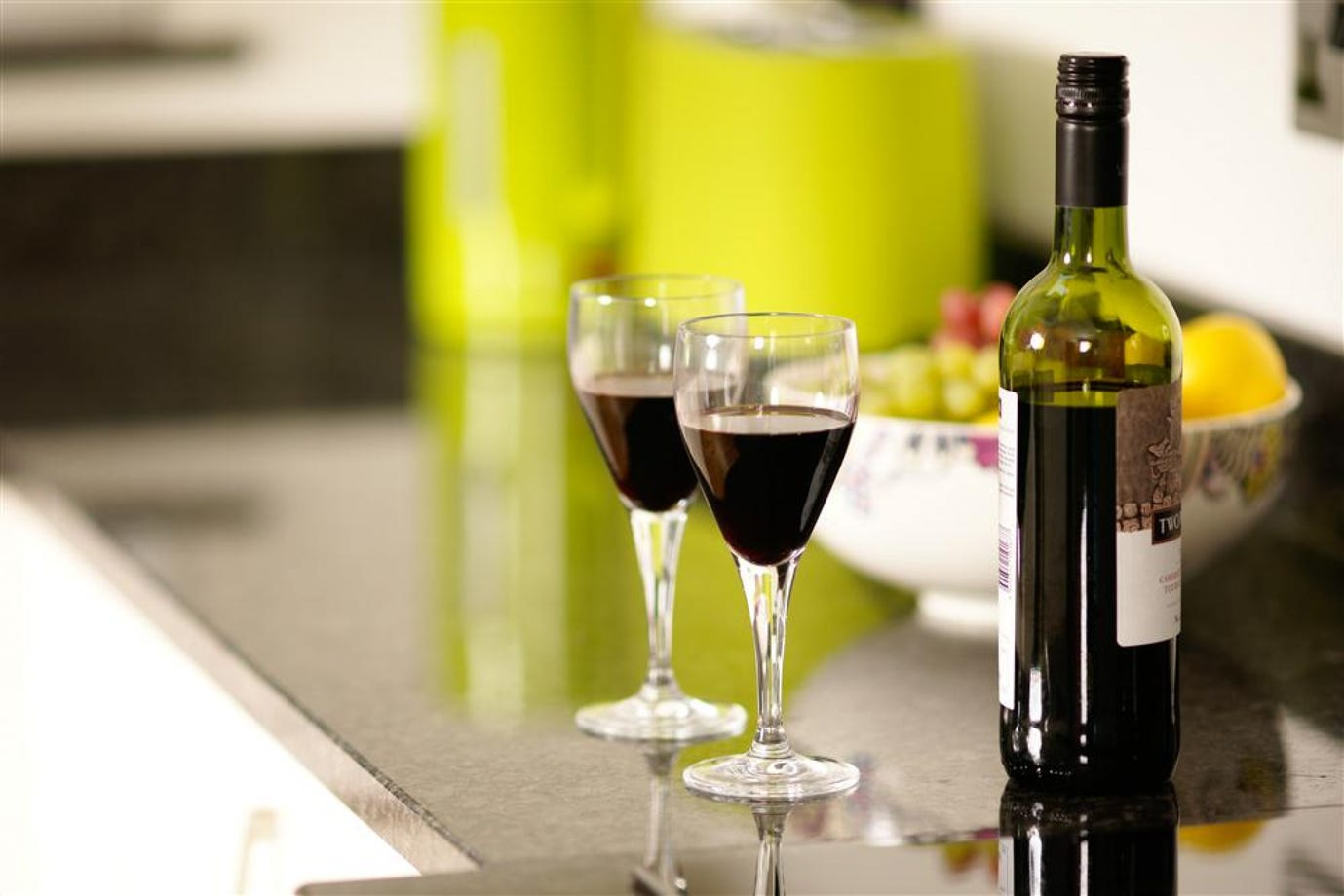 Wine in the Kitchen