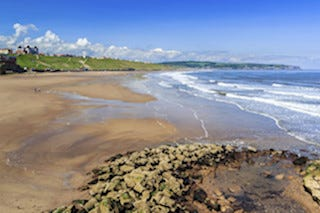 Image of Yorkshire beach