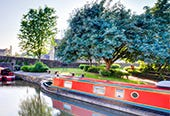 This is an image of Skipton Waterway Festival