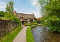This is an image of Thornton le Dale