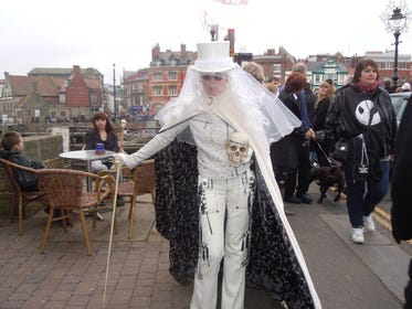 Goth at Whitby Goth Weekend