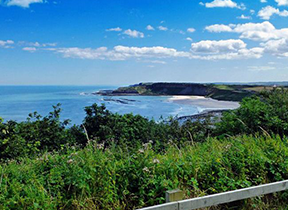 Image of the view from Knipe Point