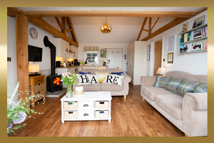 February - Win a stay at a 5 star cottage