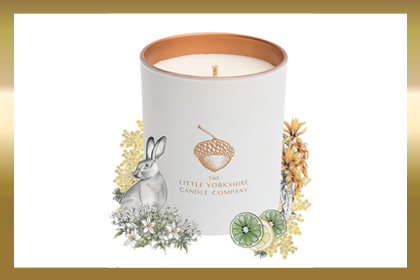March - Win a candle from The Little Yorkshire Candle Company