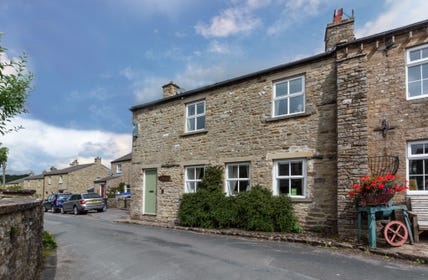 The Shippon in central Askrigg
