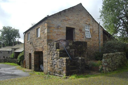 Exterior view of The Old Granary