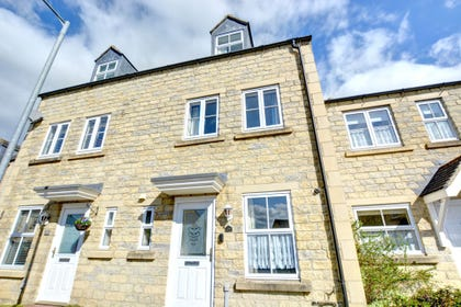 A lovely stone built town house in Leyburn.