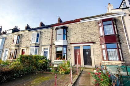 Large property situated within a 5 minute walk of Whitby town centre.